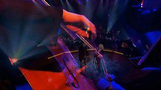 Andrea Bocelli & Christina Aguilera - Somos Novios