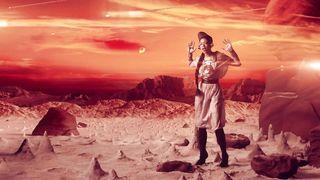 Benny Benassi feat. Kelis - Spaceship